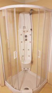 deluxe room - shower